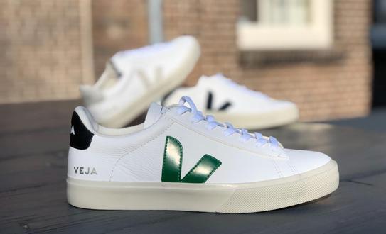 Sneakers nieuwe jaar